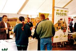 Promoting Guano Gold in South Australia in the late 1990s.